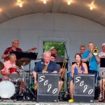 St. Croix Jazz Orchestra at the Rivertown Fall Art Fair