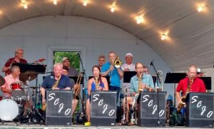 St. Croix Jazz Orchestra at Abnet Farm Art Show and Sale