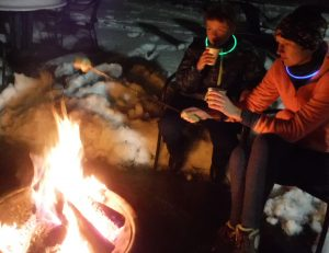 Snowshoe, Sip, and Stay