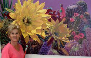 Sharon Weiser, Art Instructor