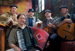 Dan Newton's Cafe Accordion Orchestra