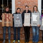 Holiday Wood & Wine Workshop