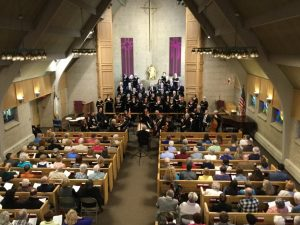 Phipps Choral Society   Holy Week Performance