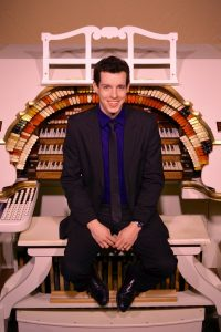 Pop Favorites with Organist Zach Frame