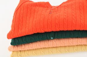Making DIY Sweater Pumpkins