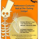 Halloween Costume Ball at The Outing Lodge
