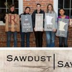 Stillwater Ladies Night Out at Sawdust Savvy - DIY...