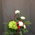 Wine & Design Floral Arranging Class