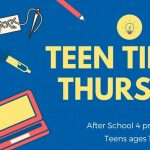 TEEN Tinker Thursday