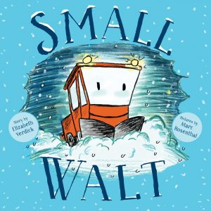 Small Walt: Author Meet & Greet with Elizabeth Verdick