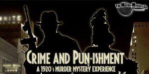 Crime & Pun-ishment: A 1920's Murder Mystery E...