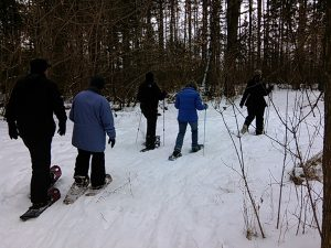 Learn to Snowshoe - Stanton County Forest