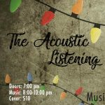 Acoustic Listening Room - Christmas Presence - David Harland & Friends