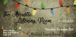 Acoustic Listening Room - Christmas Presence - Dav...