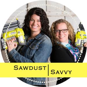 Sawdust Savvy DIY at Northern Vineyards!