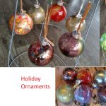Painting Party - Personalized Holiday Ornaments