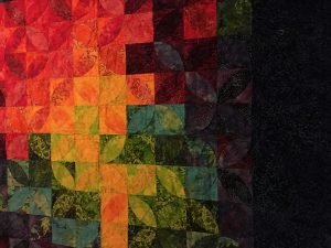 Hudson Hertitage Quilters Present Sarah Nassef - Nature Motifs in Textiles Around the World