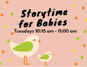 Storytime for Babies