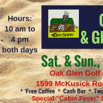 Cabin Fever Craft & Gift Show at the Oak Glen ...