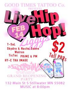 Live Hip Hop