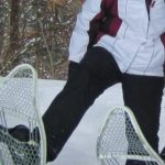 Adult Moonlight Snowshoe Hike