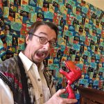 Dinosaur Storytime with the Story Man from England