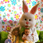 Paint with the Easter Bunny