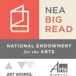 Logo for the National Endowment for the Arts Big Read program