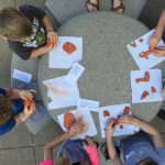 Little Doodlers Cute & Cuddly Art Camp: Ages 4...