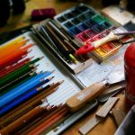Oil Pastels: Adult & child ages 12+