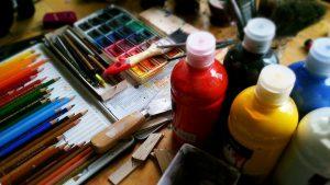 Oil Pastels: Adult & child ages 12+