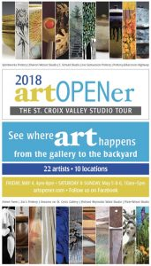 St. Croix Valley artOPENer Studio Tour