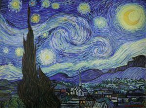 Starry, Starry Nights: Reproductions and Interpret...
