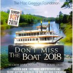 Don't Miss The Boat 2018
