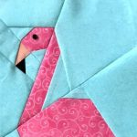 Hudson Heritage Quilters Present Paper Piecing With Mary Hertel