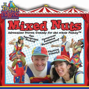 """""""Mixed Nuts"""" Energetic Comedy for Kids - Summer Re..."""