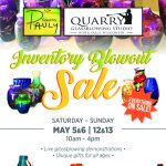 Glass by Pauly Blowout Inventory Sale