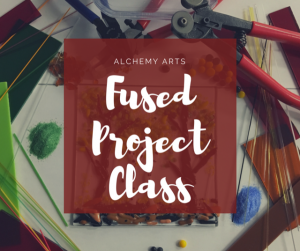Fused Glass Project Class