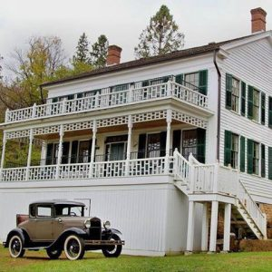 Arcola Mills Historic Foundation