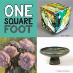 One Square Foot, an auction to benefit ArtReach St. Croix