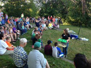 Campfire Programs at Lake Elmo Park Reserve