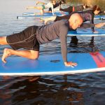 SUP Yoga at Washington County Parks