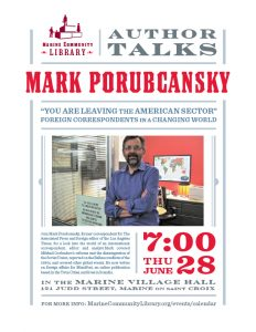 Authors Talk: Foreign Correspondents in a Changing...