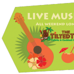 Live Music at the Tilted Tiki
