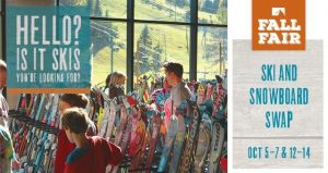 Afton Alps Annual Family Fall Fair and Slopeside Equipment Swap