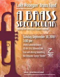 Lake Wobegon Brass Band