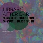 Library After Dark for TEENS