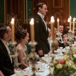 Downtown Abbey Christmas Dinner