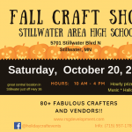 Fall Craft & Vendor Show - Stillwater High School