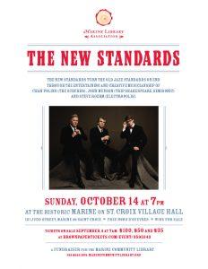 Marine Library Association presents The New Standa...